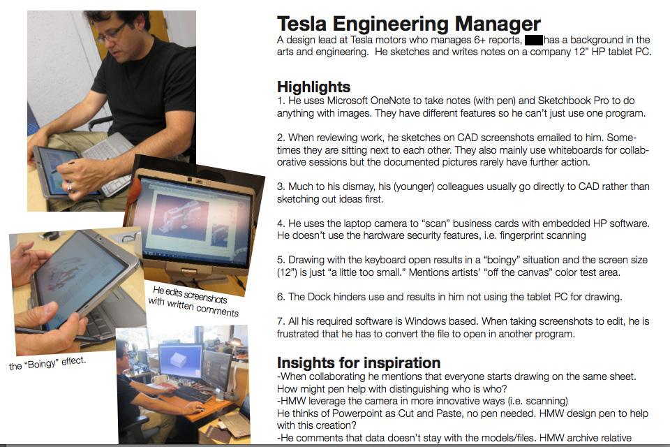 engineering management report